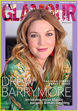 Drew Barrymore Reveals Why She Can Never Do Heroin & Never Get Plastic Surgery