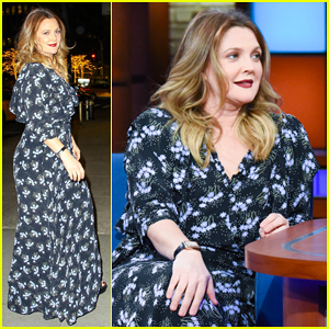 Drew Barrymore Says She's 'Made Peace' With Fame Life