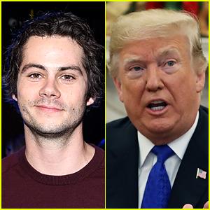 5 Times Dylan O'Brien Has Slammed Trump on Twitter
