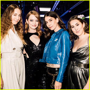 Emma Stone & Haim Launch Contest to Meet the Spice Girls - With Them!