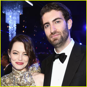 Emma Stone is Joined by Boyfriend Dave McCary Inside SAG Awards 2019!