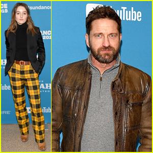 Gerard Butler Joins 'Them That Follow' Cast at Sundance Film Festival 2019 Premiere