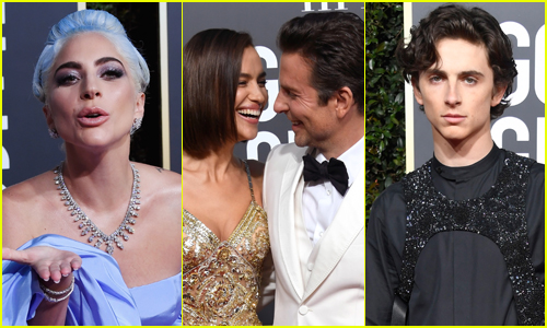 The 10 Most Popular Looks From the Golden Globes 2019!