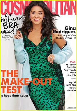 Gina Rodriguez Reveals When Her Anxiety & Panic Attacks Started