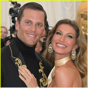 Gisele Bundchen Celebrates Tom Brady & New England Patriots Heading to Super Bowl 2019!