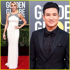 Giuliana Rancic, Mario Lopez, & More TV Hosts Kick Off Golden Globes 2019 Red Carpet!