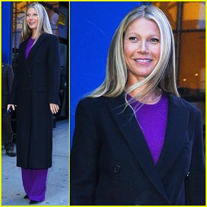 Gwyneth Paltrow On Her New Marriage to Brad Falchuk: 'So Far So Good'!