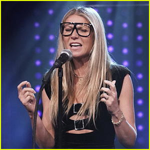 Gwyneth Paltrow Sings Ariana Grande & Christina Aguilera Songs While Playing 'Slay It, Don't Spray It' - Watch!