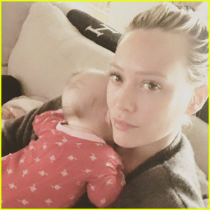Hilary Duff Reveals Baby Banks Has Colic, Reaches Out for Help