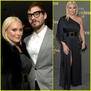 New Parents Hilary Duff & Matthew Koma Couple Up for Golden Globes After Parties!