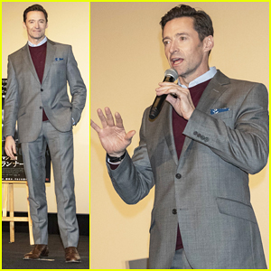 Hugh Jackman On Walking Away from Playing Wolverine: 'It Was Time To Move On'