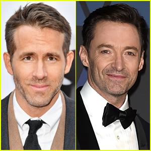 Ryan Reynolds Announces End to Hugh Jackman 'Feud'!