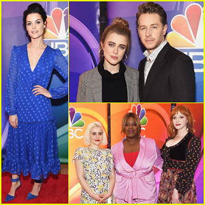Jaimie Alexander, Josh Dallas, Christina Hendricks & More Celebrate NBC's Mid-Season!