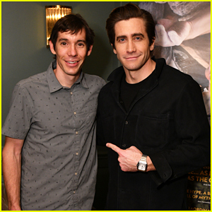Jake Gyllenhaal Hosts Special NYC Screening of 'Free Solo'!