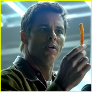 James Marsden Helps Taco Bell Launch Return of Nacho Fries in New Commercial - Watch Now!