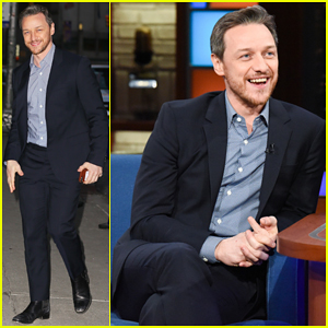 James McAvoy Says One of His 'Glass' Personas Was Inspired by Saoirse Ronan!