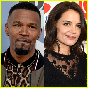 Jamie Foxx Makes Public Comment About Vacation with Katie Holmes