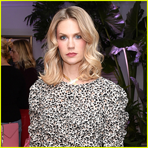 January Jones to Star in Netflix Series 'Spinning Out'!