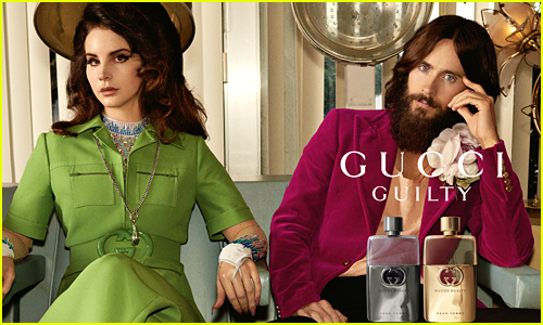 Jared Leto & Lana Del Rey Star in Gucci Guilty's New Campaign