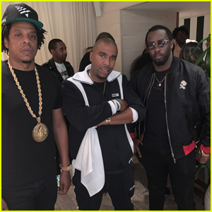 Jay -Z, Beyonce, Diddy & More Celebrate Biggs Burke Birthday at Private Dinner!