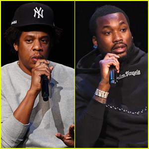 Jay-Z & Meek Mill Launch Prison Reform Alliance in NYC