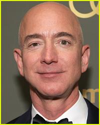 Jeff Bezos Makes First Public Appearance Since Announcing Divorce
