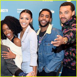 Jesse Williams Joins 'Selah & the Spades' Cast for Sundance 2019 Premiere