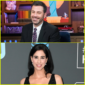 Jimmy Kimmel Reveals Friendship with Ex Sarah Silverman 'Took Some Time'