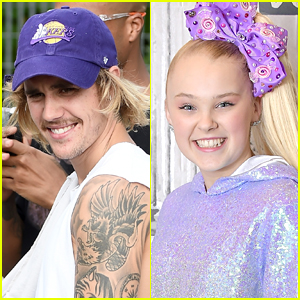 JoJo Siwa Reacts to Justin Bieber's Apology for Seemingly Throwing Shade at Her