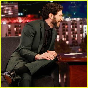 Jon Bernthal Confirms Role In 'Sopranos' Prequel Movie on 'Jimmy Kimmel Live'!