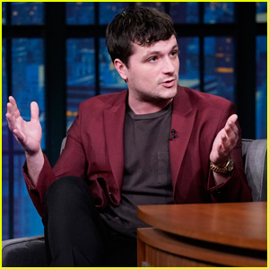 Josh Hutcherson's Grandfather Gave Him a Bondage Bed for His 18th Birthday - Watch Here!