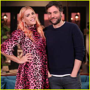 Josh Radnor & Busy Philipps Can't Remember If They Made Out