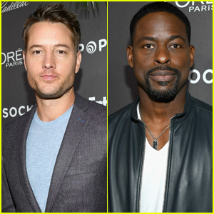 Justin Hartley & Sterling K. Brown Attends EW's SAG Awards Pre-Party!