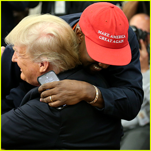 Kanye West Begins 2019 By Reaffirming His Support for Trump