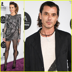 Kate Beckinsale, Gavin Rossdale & More Support L.A. Art Show's Opening Night Gala!