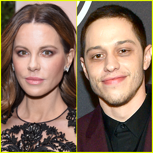 Kate Beckinsale Responds to Fan's Statement About Pete Davidson Amid Romance Rumors