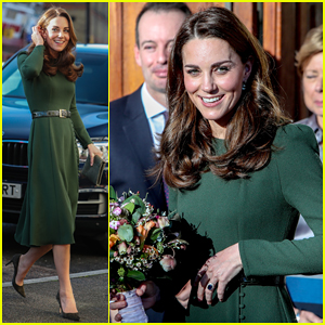 Kate Middleton Launches New Helpline at Family Action!