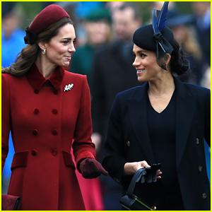 Meghan Markle & Prince Harry Didn't Attend Kate Middleton's Birthday Celebration
