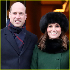 Prince William Makes Official Royal Visit on Kate Middleton's Birthday