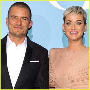 Katy Perry Gushes Over Orlando Bloom in Birthday Message