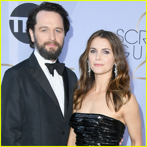 Keri Russell & Matthew Rhys Bring 'The Americans' to SAG Awards 2019