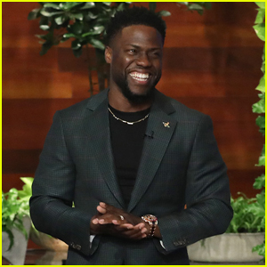 Kevin Hart Opens Up About Oscars Hosting Controversy with Ellen DeGeneres - Watch Here