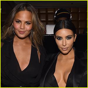 Chrissy Teigen Roasts Kim Kardashian for Watching 'Bird Box' After the Rest of the World