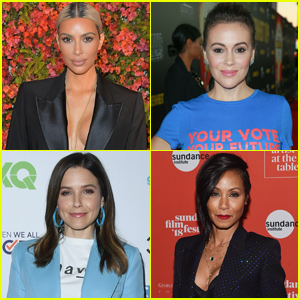 Kim Kardashian & Other Celebs Celebrate Cyntoia Brown Being Granted Clemency