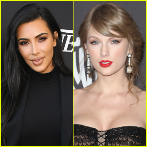 Kim Kardashian Gives Update on Lengthy Taylor Swift Feud