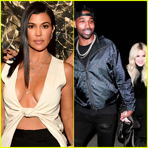 Kourtney Kardashian Reveals If She Would Have Stayed with Tristan Thompson If She Were Khloe