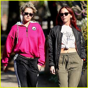 Kristen Stewart & Rumored Girlfriend Sara Dinkin Team Up for Morning Hike