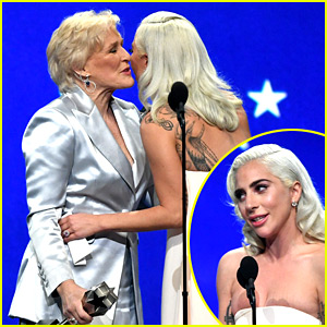 Lady Gaga & Glenn Close Tie for Best Actress at Critics' Choice Awards 2019!