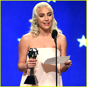 Lady Gaga Wins Best Song for 'Shallow' at Critics' Choice Awards 2019