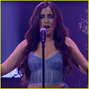 Lauren Jauregui Makes Television Debut on 'The Late Late Show' - Watch Now!